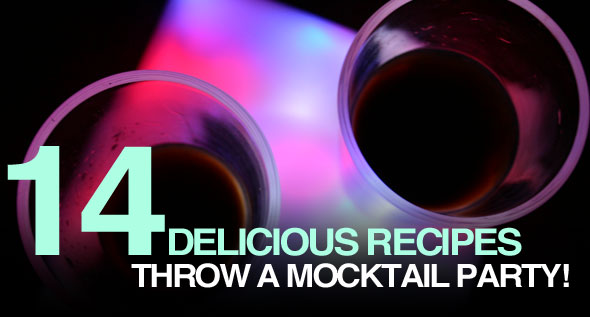 Throw a Mocktail Party